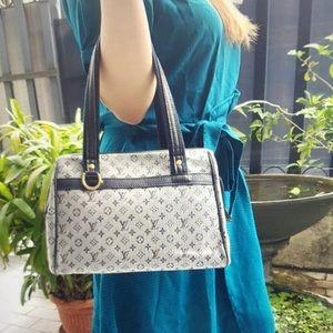 Louis Vuitton Josephine Minilin Medium Handbag